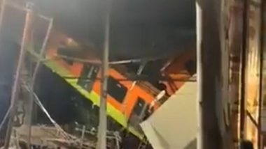 Mexico Metro Overpass Collapse: Death Toll Rises to 20, Many Still Feared Trapped; What We Know So Far