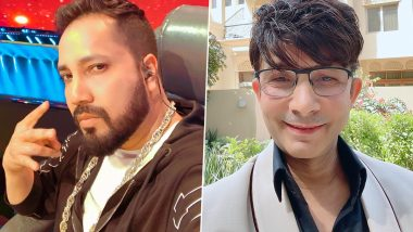Singer Mika Singh Claims Film Critic KRK Is Banned in India Due to Property Fraud