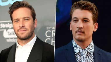 The Offer: Miles Teller Replaces Armie Hammer in Paramount+ Limited Series About the Making Of The Godfather