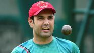 Mohammad Nabi's Son Hassan Khan Wants To Emulate His Star Father and Play for Afghanistan National Cricket Team