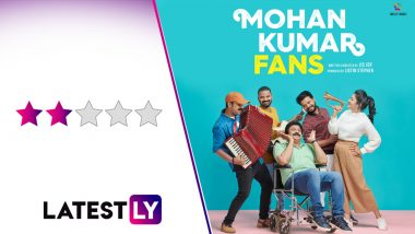 Mohan Kumar Fans Movie Review: Siddique and Kunchacko Boban's Feel-Good Entertainer Only Works in Bits and Parts (LatestLY Exclusive)