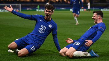 Chelsea 2-0 Real Madrid, UCL 2020-21: Timo Werner, Mason Mount Score As Blues Book Final Berth (Watch Goal Video Highlights)