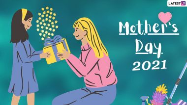 Mother's Day 2021 DIY Gifts: From Paper Flowers to Finger Printing Wall Art, Interesting DIY Gift Ideas to Surprise Your Mom While in Quarantine