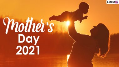 Happy Mother's Day 2021 Wishes, Messages and Images: People Take to Twitter to Share Love and Appreciation to Their Mums
