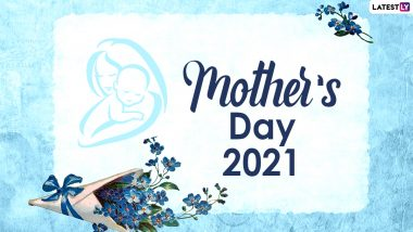 Mother's Day 2021 Celebration Ideas During the Pandemic: Staying Away From Home? Here Are 5 Ways You Can Celebrate Your Mom From a Distance