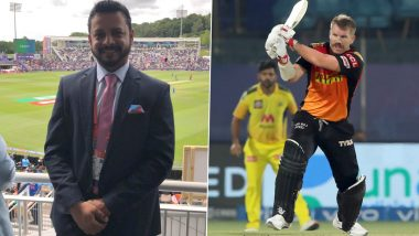 Murali Kartik Slams SRH Team Management for Dropping David Warner as Captain, Calls the Decision 'Absurd' (View Post)