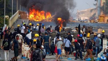 Myanmar Coup: 840 People Killed So Far as Military Crackdown On Anti-Coup Protesters Continues