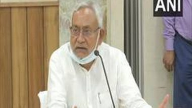Bihar CM Nitish Kumar Announces Rs 1,500 per Month to Children Orphaned Due to COVID-19