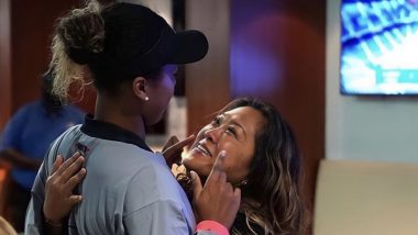 Naomi Osaka Shares Adorable Picture With Her Mother Tamaki on Mother's Day 2021