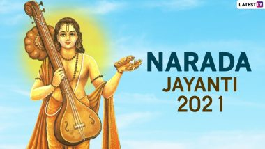 Narada Jayanti 2021: Check Out Date, Timing and Significance of the Auspicious Observance