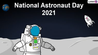 National Astronaut Day 2021 Date, History & Significance: Know About the Day That Commemorates the First United States Human Spaceflight Piloted by Alan Shepard