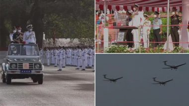 Maharashtra: National Defence Academy Holds Passing Out Parade of 140th Course (View Pics)