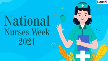 National Nurses Week 2021 HD Images: Wishes to Honour Nurses