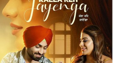 Nikki Tamboli Shares The First Look Poster Of Music Video Kalla Reh Jayenga; Here's When And Where You Can Watch It