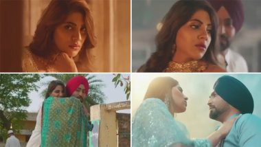 Kalla Reh Jayenga: Nikki Tamboli Is a Sight To Behold in the First Teaser of Her Punjabi Track (Watch Video)