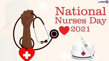 National Nurses Day 2021 (US) Date, Theme and History: Know Significance of the Observance During National Nurses Week to Honour the Nursing Professionals