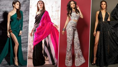 Nushrratt Bharuccha Birthday: A Perfect Blend of Casual and Bold, Her Wardrobe Defines Millennial Fashion (View Pics)