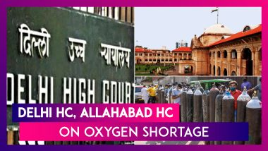 Delhi HC, Allahabad HC On Oxygen Shortage: 'Are You Living In Ivory Towers,' Centre Gets Rap Over The Crises