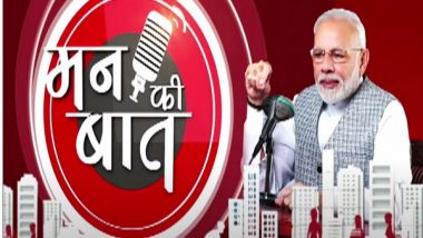Mann Ki Baat 77th Edition: Cyclone-Affected States Showed Courage, Fought Battle With Patience and Discipline, Says PM Narendra Modi