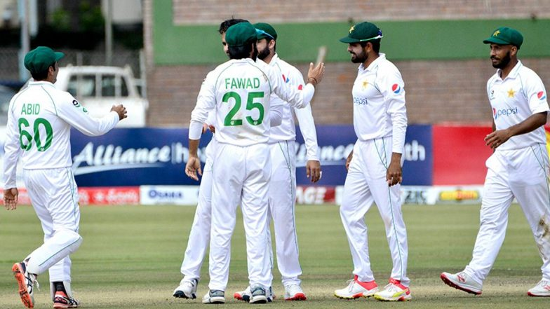 Pakistan vs West Indies 1st Test Live Streaming Online on FanCode: Get PAK vs WI Cricket Match Free TV Channel and Live Telecast Details On PTV Sports | 🏏 LatestLY