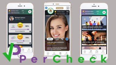 The PerCheck App Brings Back Core Values and Seals the Deal With a Digital Handshake