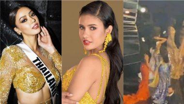 Miss Universe 2020: Pics of Miss Philippines Rabiya Mateo and Miss Thailand Amanda Obdam Holding Hands Backstage Go Viral, Netizens Hail Sisterhood