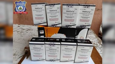 Remdesivir Black Marketing: Bengaluru Police Arrests Person Involved in Black Marketing of Anti-COVID-19 Drug Injections