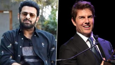 Prabhas in Tom Cruise's Mission Impossible 7? Director Christopher McQuarrie Dismisses the Rumours