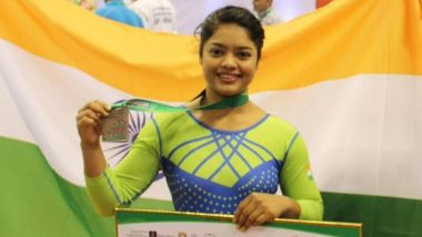 Pranati Nayak Fails To Qualify For Artistic Gymnastics Finals at Tokyo Olympics 2020