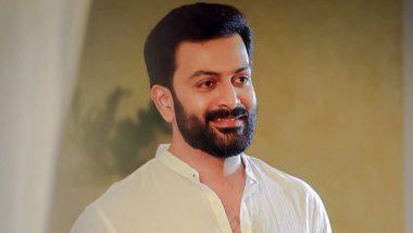 Prithviraj Sukumaran: We're Missing a Happy Film in Malayalam Cinema Lately