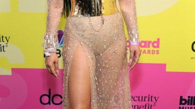 Priyanka Chopra Jonas Wears Iconic Dolce & Gabbana Metal Corset Belt Worth Almost Rs 10 Lakhs to BBMAs 2021