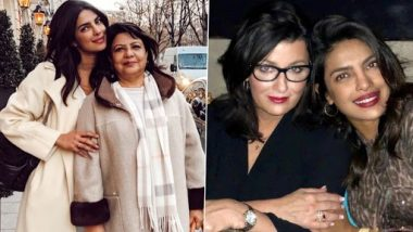 Priyanka Chopra Jonas' Mother's Day Post Is an Ode to the 'Two Incredible Women' in Her Life!