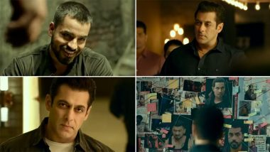 Radhe: Salman Khan Delivers Another Powerful Dialogue in the New Promo (Watch Video)