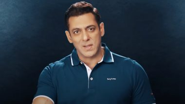 Radhe: Your Most Wanted Bhai – Salman Khan Requests Audiences to Say No to Piracy as His Film Releases on Eid (Watch Video)