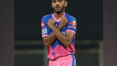 Chetan Sakariya, Rajasthan Royals Pacer's Father Dies Due to COVID-19