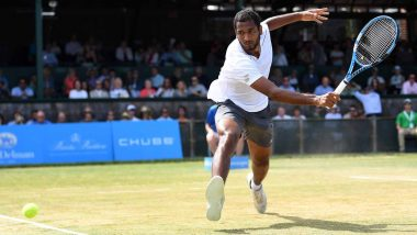 Ramkumar Ramanathan vs Tomas Martin Etcheverry, Wimbledon 2021 Qualifiers Live Streaming Online: How to Watch Free Live Telecast of Men's Singles Tennis Match in India?