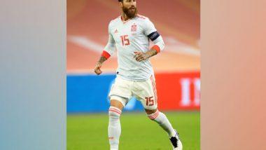 Sergio Ramos Diagnosed with Tendinitis, Says Real Madrid