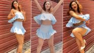 Rashami Desai Takes the Internet by Storm As She Dances to Cardi B's 'Up' Song in a Hot Blue Outfit (Watch Video)