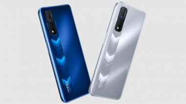 Realme Narzo 30 With MediaTek Helio G95 SoC & Triple Rear Cameras Launched