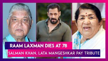 Raam Laxman, Veteran Music Composer Dies At 78 Due To Cardiac Arrest; Salman Khan, Lata Mangeshkar & Others Pay Tribute