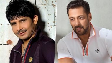 Salman Khan Demands Action Against Kamaal R Khan for Going Against Undertaking in Bombay Court and Posting Defamatory Remarks