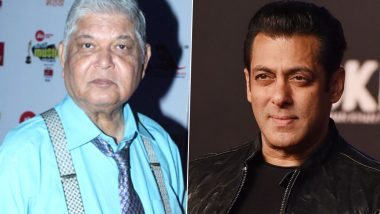 Raamlaxman Passes Away; Salman Khan Mourns the Loss of the Music Composer of His Many Hit Films