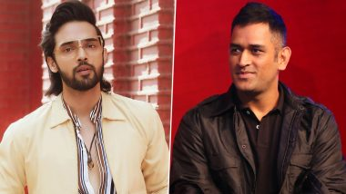 Parth Samthaan Reveals His Biggest Source of Inspiration Is Mahendra Singh Dhoni, Says 'He Is a Legend Who Inspires Me'