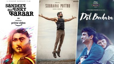 Sandeep Aur Pinky Faraar, Dil Bechara, Soorarai Pottru – How IMDB Ratings of These Movies Show We Have Been Using the Site All Wrong! (LatestLY Exclusive)