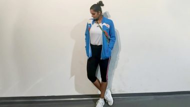 Sania Mirza and Ankita Raina at Tokyo Olympics 2020, Badminton Live Streaming Online: Know TV Channel & Telecast Details for Women's Doubles' First Round Qualification Coverage