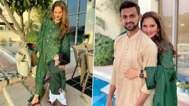 Eid al-Fitr 2021: Sania Mirza, Shoaib Malik Extend Greetings on The Festival