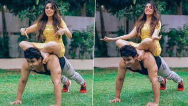 Sugandha Mishra Birthday: Sanket Bhosale Wishes Wifey by Sharing Unseen Pics, Calls Her the 'Director' of His Life