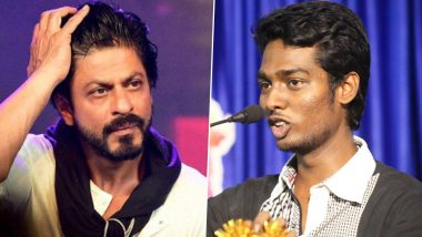 Shah Rukh Khan To Start Shooting for Atlee's Film by the End of 2021 – Reports