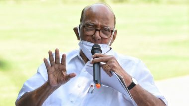 'Laws on Cooperation Sector Framed in Maharashtra Assembly, Centre Has No Right To Interfere', Says NCP Chief Sharad Pawar