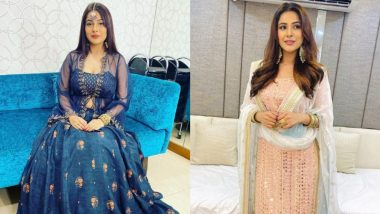 Eid al-Fitr 2021 Fashion: 5 Looks From Shehnaaz Gill's Wardrobe You Can Recreate to Celebrate Eid Festival